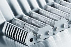 Цепи приводные зубчатые с односторонним зацеплением ГОСТ 13552-81