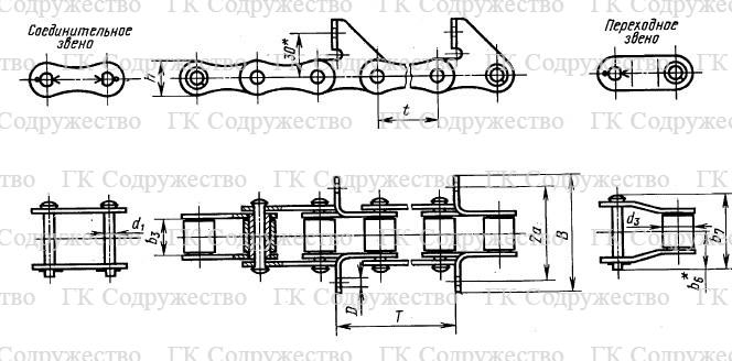 ТРД 4267-78 Тип 1-2