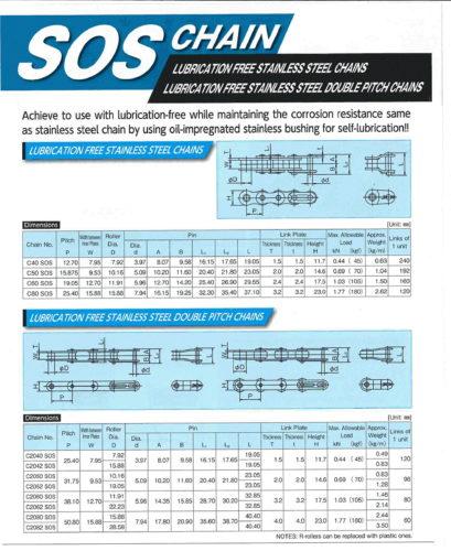 SOS(Stainless sintered bushing)-2